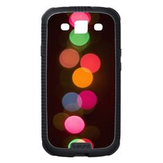 Bokeh photography galaxy SIII cover