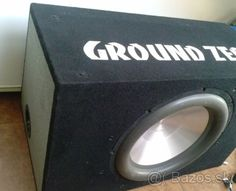Subwoofer Ground Zero GZRW 15 S-AL - 1