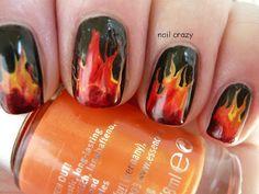 Nail crazy: Tutorials