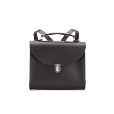 Buy The Cambridge Satchel Company Women's The Poppy Backpack - Black We've got top products at great prices including fashion, homeware and lifestyle products. Free delivery available