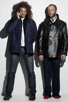 artist coat