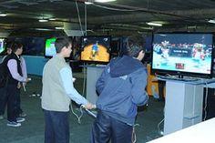 برگزاری بازی های رایانه ایی در کیش جشنواره بین المللی بازی های رایانه ایی در کیش به زودی برگزار خواهد شد. معاون ساماندهی وزارت ورزش و جوانان گفت:تاکنون بی