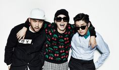 Epik High is a South Korean alternative hip hop group from Seoul, composed of Tablo, Mithra Jin and DJ Tukutz.