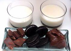 Batido de tres chocolates para #Mycook http://www.mycook.es/receta/batido-de-tres-chocolates