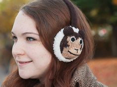 These animal knitted ear warmers, discovered by The Grommet, display both traditional and imaginative designs that adults and kids alike will love.