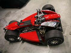 Ferrari - Quad