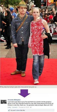 Martin Freeman and Amanda Abbington - star of the Hobbit Sherlock Holmes Bbc, Sherlock Fandom, Sherlock John, Jim Moriarty, Watson Sherlock, Sherlock Quotes, Sherlock Cast, Sherlock Series, Martin Freeman