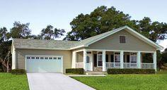 Craftsman Style Modular Homes Craftsman Elevation