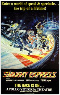 Starlight Express - Wikipedia, the free encyclopedia