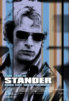 Watch Stander online - In the early a white police officer (Andres Stander, played by Thomas Jane) in Johannesburg suffers a crisis of conscience due to his involvement in apartheid and becomes a notorious bank robber on the run. Streaming Movies, Hd Movies, Movies To Watch, Movies Online, Movie Tv, Films, Movie Info, Movie List, Thomas Jane