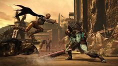 Outworld Marketplace: D'Vorah vs. Kotal Kahn
