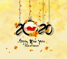 Happy New Year Merry Christmas. Happy Chinese New Year 2020 Year Of The Rat Stock Vector - Illustration of christmas, characters: 148577334 Happy Chinese New Year, Chinese New Year 2020, Happy Year, Happy New Year 2020, Year Of The Rat, Signage, Merry Christmas, Characters, Illustration