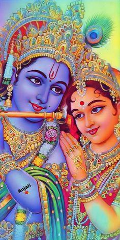 Radha Krishna Hd Wallpapers Full Size Download Photo Pinterest