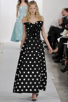 Oscar de la Renta Pre-Fall 2013 Collection