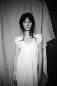 Edles Nachthemd 'Chloe'  - ALTHEANE