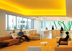 Check Out Nokia's Silicon Valley R Offices by Gensler - Office Snapshots