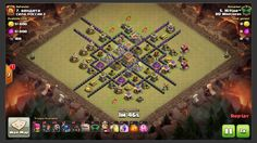 9 Best Clash Of Clans War Attack Strategy images in 2016 | Clash of