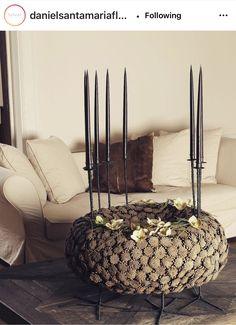 Blue Christmas, Incense, Floral Arrangements, Jewels, Interior Design, Plants, Nature, Instagram, Advent