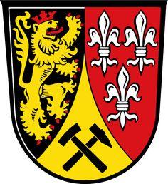 District of Amberg-Sulzbach (rural), Land: Bavaria, Germany #AmbergSulzbach #Amberg #Germany (L16041)