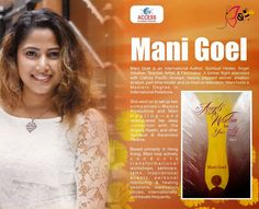 Mani Goel, author of 'Angel's Wisdom for Your Life: Part 1'