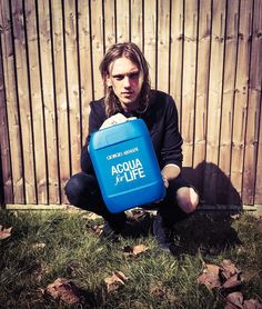 "I'm taking part in the #1DayOn10Litres challenge in conjunction with #AcquaForLife and Green Cross International to help raise awareness of the issue of water scarcity and access to clean / safe drinking water. In ""water rich"" countries we use over 100 litres a day and in some countries such as Bolivia access to safe drinking water means that often some families have as little as 10 litres to live on per day. See if you too can try and use only 10 litres and share your efforts…"
