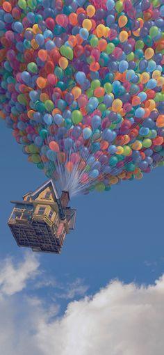 Disney Up Up!