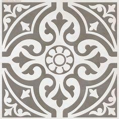 Devonstone Grey feature floor tiles from Tiles Direct. Look good against Farrow & Ball Elephants Breath. Grey Floor Tiles, Ceramic Floor Tiles, Bathroom Floor Tiles, Wall And Floor Tiles, Wall Tiles, Ceramic Flooring, Porcelain Tile, Vinyl Tiles, Hallway Flooring