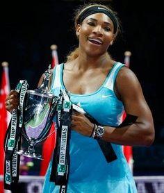 Blog Esportivo do Suíço: Jornalistas elegem Serena a melhor atleta do ano