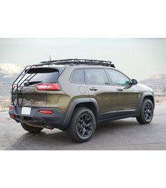 2017 Jeep Cherokee, Jeep Cherokee Roof Rack, Lifted Jeep Cherokee, Jeep Trailhawk, Jeep Cherokee Trailhawk, Jeep Mods, Jeep Suv, Jeep Compass, Four Wheel Drive
