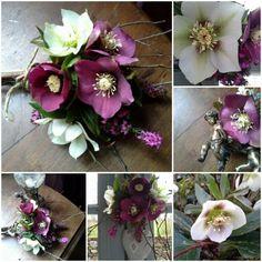 Une fleur en hiver au manoir Villeneuve, Floral Wreath, Wreaths, Home Decor, The Mansion, Winter, Flowers, Floral Crown, Decoration Home