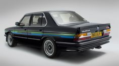 Alpina B10 3.5 UK-spec (E28) '1985–87