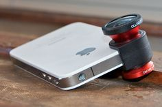 Olloclip - 3 in 1 Lens for iPhone 4/4S (Wide,Macro & Fish Eye) Limited Stock From U.S.A *minat DM