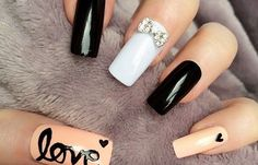 Uñas decoradas originales, .  Join nails CLUB! #colordeuñas #colornailsdesign #uñaselegantes
