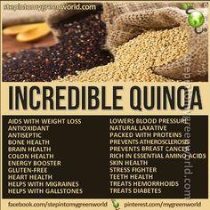 Makanan Super (1) QUINOA