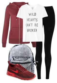 """""""#538"""" by paula164 ❤ liked on Polyvore featuring M&S Collection, NIKE, Zoe Karssen, women's clothing, women's fashion, women, female, woman, misses and juniors"""
