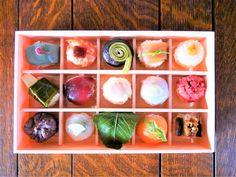 お花見グルメにぴったり。和菓子のようなキュートなお寿司が味わえる、京都「花梓侘」   ことりっぷ