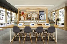Design showcase: International store format for Luxottica - Retail Design World