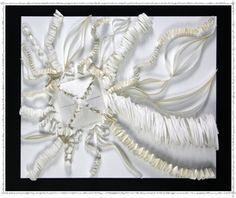 Paper Reliefs lesson plan and artist links