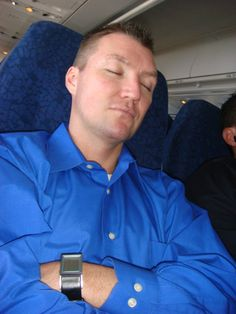 Robert Dotcom Jackson asleep on the flight from Kansas City to the NAHB International Builders Show in Orlando where he taught the top rated SEO and Social Marketing class of the show! Social Marketing, Online Marketing, Public Speaking, Top Rated, Kansas City, Orlando, Seo, Jackson, Internet