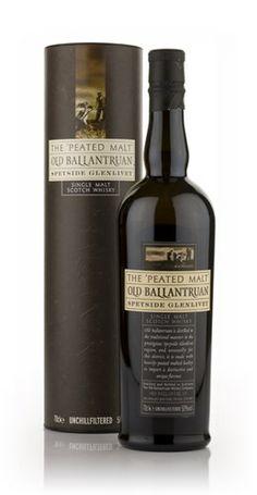 Old Ballantruan 'The Peated Malt' - Master of Malt
