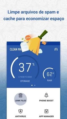 download Clean Master   http://www.mtrck.net/offer/60910|4257?data1=Track1&data2=Track2 ADVANCED