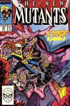 The New Mutants (Volume) - Comic Vine