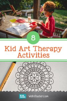 8 Art Therapy Activities to Help Kids Identify and Manage Their Feelings. A lot of kids are struggling with mixed feelings right now. Try these art therapy activities to help them identify and manage their emotions. Art Therapy Activities, Activities For Kids, Play Therapy, Fun Arts And Crafts, Kids Crafts, What Is Art Therapy, Mixed Feelings, Social Emotional Learning, Help Kids