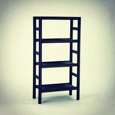 JUTTE shelf