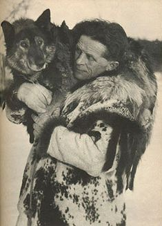 Togo - Leonhard Seppala's lead dog. BALTO'S TRUE STORY