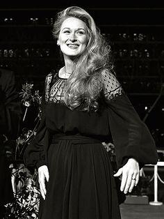Good luck to Meryl Streep at the Oscars on Sunday! Team Meryl all the way