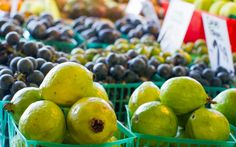 Food Markets in LA | Santa Monica Market