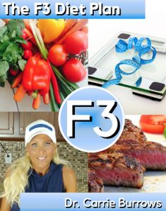 The F3 Diet Plan. Intermittent fasting for rapid weight loss.