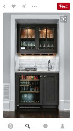 Coffee And Wine Bar Ideas For Home. Burgundy Wine Bar Restaurant Lighting By PSLAB. Mini Bar En Madera O Metal 30 Ideas Para El Hogar Brico . Home and furniture ideas is here Kitchen Corner, New Kitchen, Kitchen Ideas, Corner Bar, Kitchen Pantry, Pantry Ideas, Kitchen Small, Corner Pantry, Bathroom Small