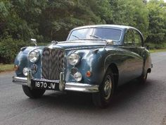 Jaguar MKIX 3.8 Automatic - 29k Miles From New For Sale (1960)